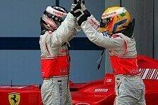 Formel 1 - Zwei Wettk�mpfer: Alonso vs. Hamilton