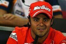 Formel 1 - Drei bekannte Konkurrenten: Massas Titelhoffnungen