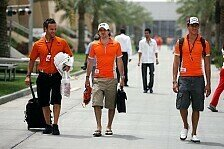 Formel 1 - Winkelhock f�hrt auf dem N�rburgring : Best�tigt