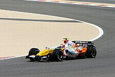 Formel 1 - Die magischen Zehn: Renault nicht fantastisch