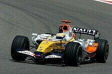 Formel 1 - Am Freitag wird beraten: Renault in der Krise