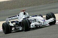 Formel 1 - �berraschend eng: Ein guter Auftakt f�r Heidfeld