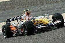 Formel 1 - Vom Weltmeisterauto zur Zicke: Die Verwandlung des Renault
