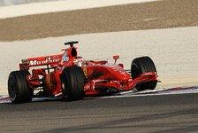 Formel 1 - Auf der Suche nach Balance: Ferrari