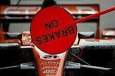 Formel 1 - Schnell Freundschaft geschlossen: Spyker