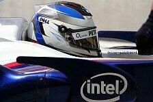 Formel 1 - Bahrain - Samstag: Ein hei�er Helm