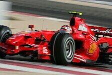 Formel 1 - Unzufrieden mit der Quali-Pace: Kimi R�ikk�nen
