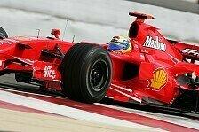 Formel 1 - Massa schl�gt Hamilton: Qualifying