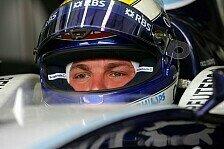 Formel 1 - Verbesserungen trotz Unfall: Nico Rosberg
