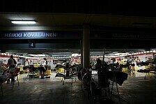 Formel 1 - Keine leichte Situation: Steve Nielsen