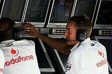 Formel 1 - Innerhalb des Teams sind die Ziele klar: Martin Whitmarsh