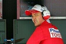 Formel 1 - Hilfe f�r Ralf Schumacher: Ein fahrbareres Auto