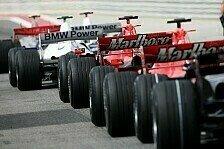 Formel 1 - Der Grand Prix der Neuerungen: Spanien GP