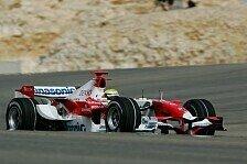 Formel 1 - Schl�sselbereich Aerodynamik: Ralf Schumacher