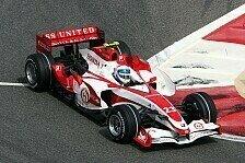 Formel 1 - Die Indianer von Leafield: Rauchzeichen bei Super Aguri