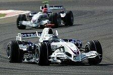 Formel 1 - Baustelle behoben: BMW und sein Getriebe