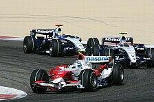 Formel 1 - Sieger im zweiten Rennen: Toyota ist im Aufwind