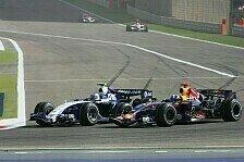 Formel 1 - Zwei verlorene Punktepl�tze: Red Bull