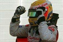 Formel 1 - Hamilton eine Nuance besser: Alonso nicht konkurrenzf�hig
