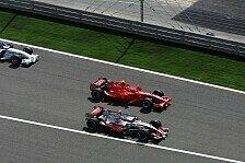 Formel 1 - Der Titel entscheidet sich zwischen R�ikk�nen und mir: Fernando Alonso