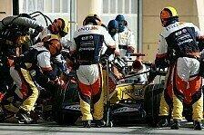 Formel 1 - Fisichella sieht keine Chance: Besser gleich f�r 2008 arbeiten