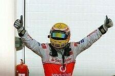 Formel 1 - Der �bermensch: Williams �ber Hamilton