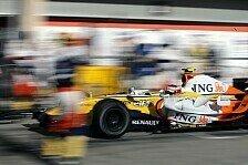 Formel 1 - Ein kleiner Schritt nach vorn: Heikki Kovalainen