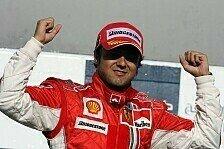 Formel 1 - Unser Auto ist schneller: Massa unbeeindruckt