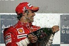 Formel 1 - Massa wird Weltmeister: Piquet glaubt an seinen Landsmann