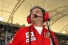 Formel 1 - Eine seltene Episode: Ferrari hat Monaco abgehakt