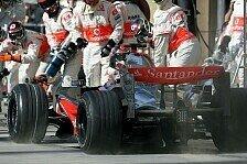Formel 1 - J�ger des verlorenen Speed: Alonso und McLaren
