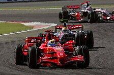 Formel 1 - Zwei bis drei Zehntel schneller: Ferrari Update