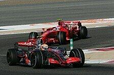 Formel 1 - Bilder: Bahrain GP - Sonntag