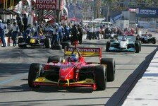 Champ Cars - 2. Qualifying in Toronto