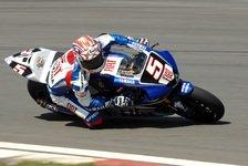 MotoGP - Edwards bekam Besuch