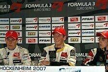 Formel 3 EM - Hockenheim
