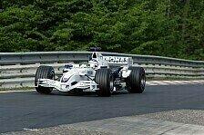 Formel 1 - Spezialauftrag f�r Quick Nick: Heidfeld in der gr�nen H�lle