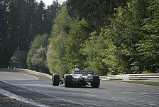 Formel 1 - Der Freitag geh�rt vorerst den Einsatzfahrern: BMW Sauber wappnet sich f�r Spanien