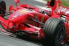 Formel 1 - Es hat m�chtig gekracht: Testing Time