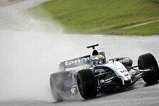 Formel 1 - Der gro�e Aerodynamik-Vergleich: Williams vor Spanien