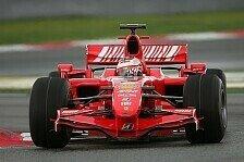 Formel 1 - Das Auto passt jetzt: Kimi R�ikk�nen ist zufrieden