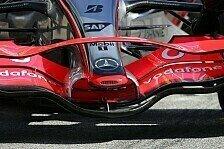 Formel 1 - Die n�chste Flexi-Wing-Debatte: McLarens Fl�gel unter Beobachtung