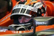 Formel 1 - Alonso, R�ikk�nen...Albers: Spyker-Pilot vergleicht sich