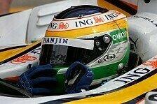 Formel 1 - Wir sind auf dem richtigen Weg: Giancarlo Fisichella