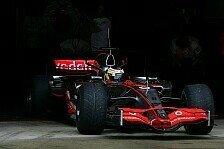 Formel 1 - Zuversicht dominiert: Ferrari vs. McLaren