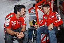 MotoGP - Die zwei Seiten von Ducati