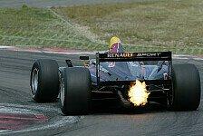 WS by Renault - Vorentscheidung im Qualifying: Vettel im Monaco-Einsatz