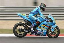 MotoGP - Hopkins und Vermeulen