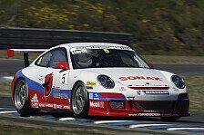 Carrera Cup - Die Strecke und noch ein wenig mehr: Training auf dem Norisring