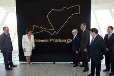 Formel 1 - Streckenlayout steht fest: Valencia